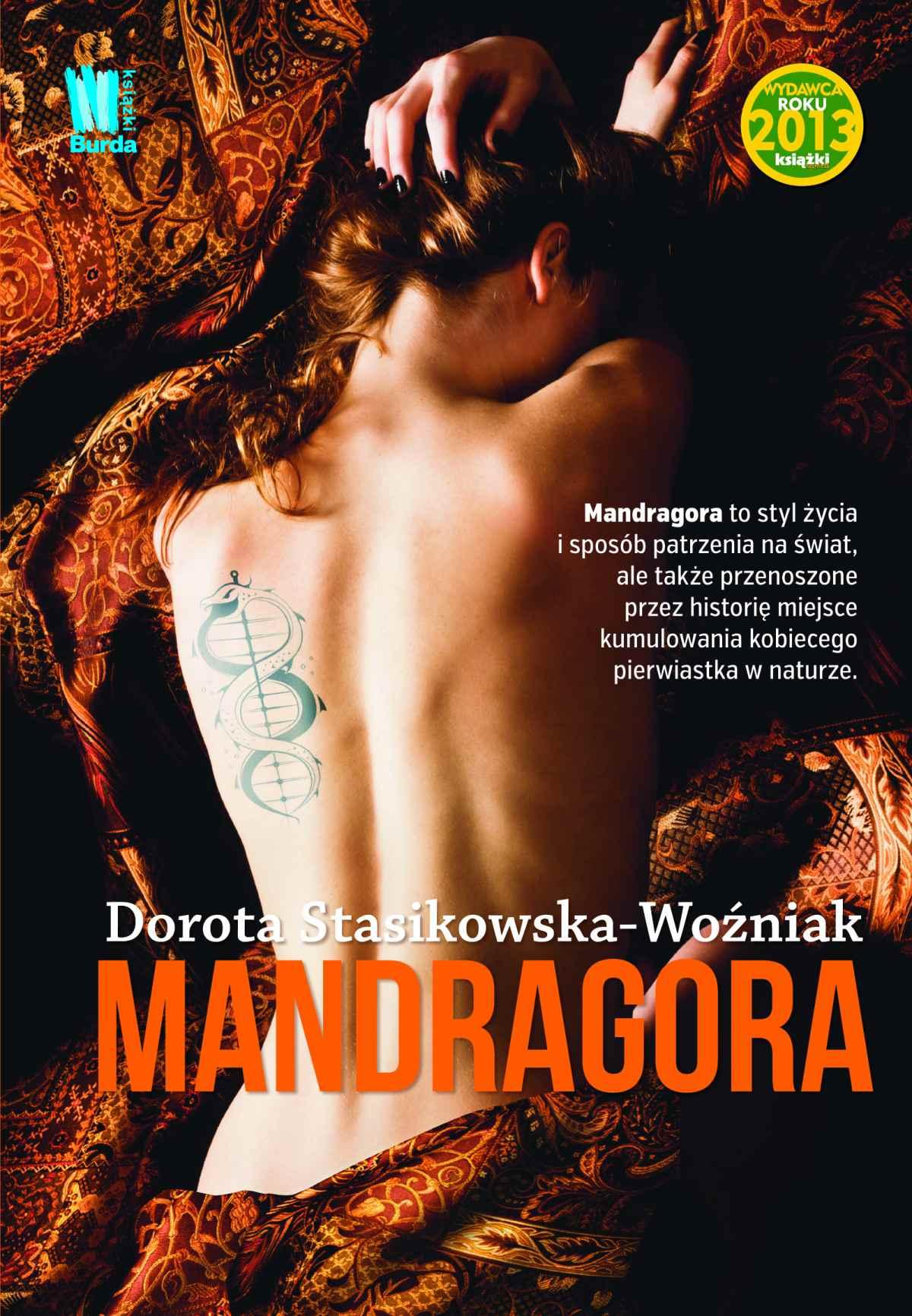 Mandragora - Ebook (Książka na Kindle) do pobrania w formacie MOBI