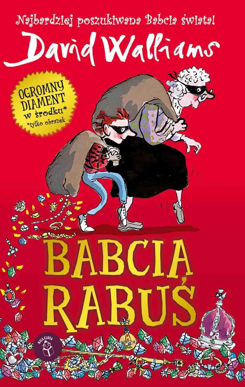 Babcia Rabuś - Ebook (Książka na Kindle) do pobrania w formacie MOBI