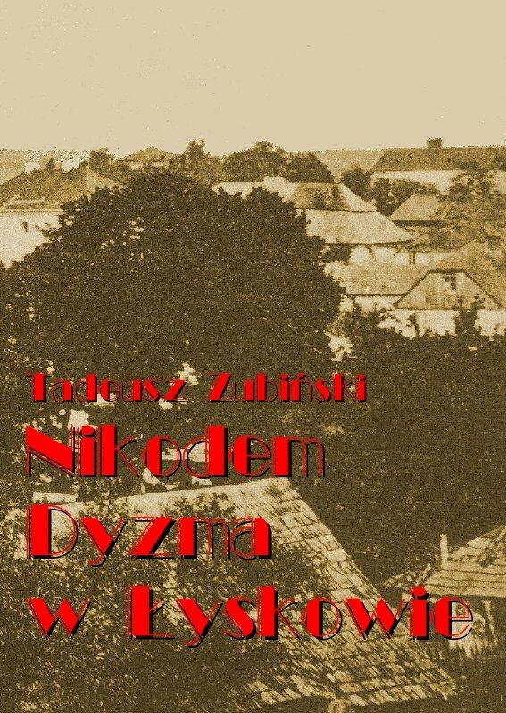 Nikodem Dyzma w Łyskowie - Ebook (Książka na Kindle) do pobrania w formacie MOBI