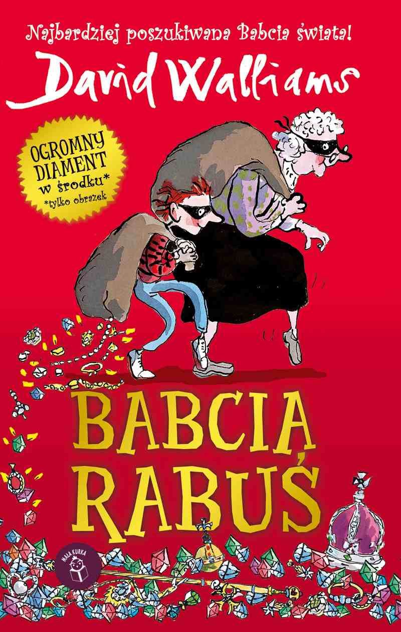Babcia Rabuś - Ebook (Książka EPUB) do pobrania w formacie EPUB