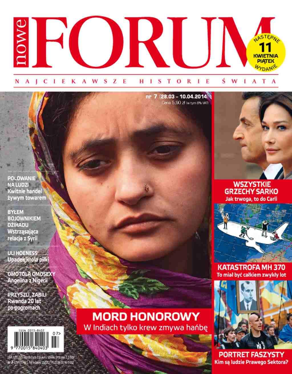 Forum nr 7/2014 - Ebook (Książka PDF) do pobrania w formacie PDF