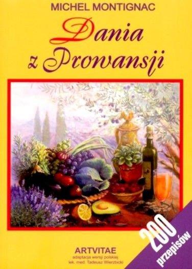 Dania z Prowansji - Ebook (Książka EPUB) do pobrania w formacie EPUB
