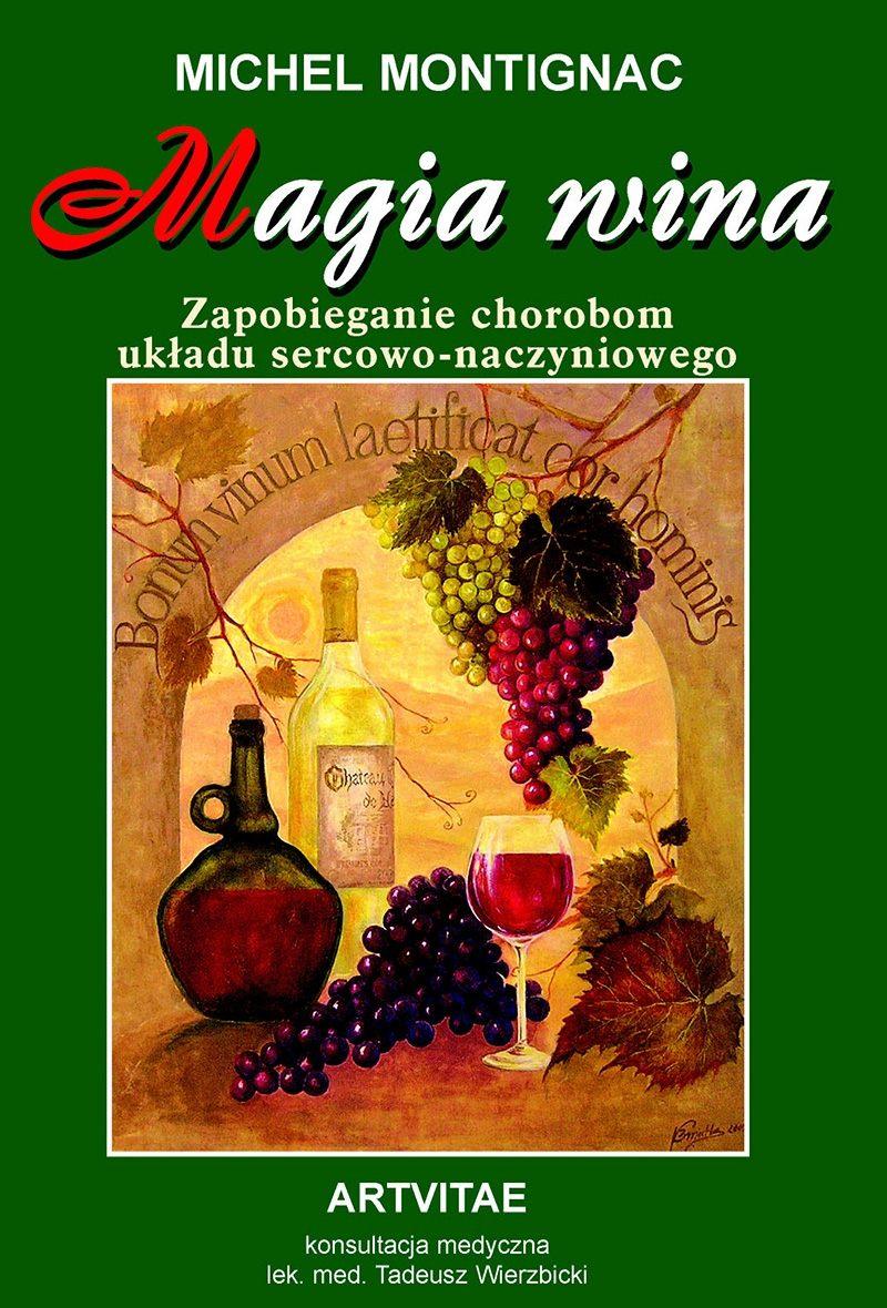 Magia wina - Ebook (Książka EPUB) do pobrania w formacie EPUB