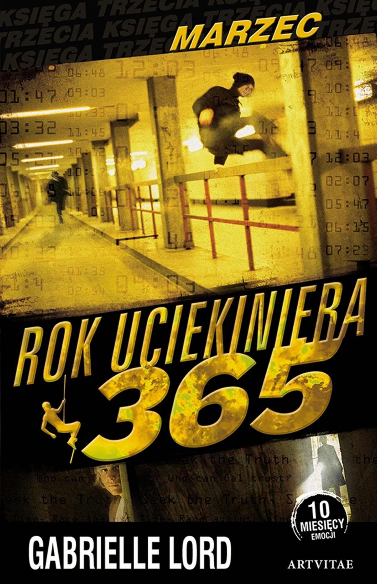 Rok uciekiniera 365. Marzec - Ebook (Książka EPUB) do pobrania w formacie EPUB