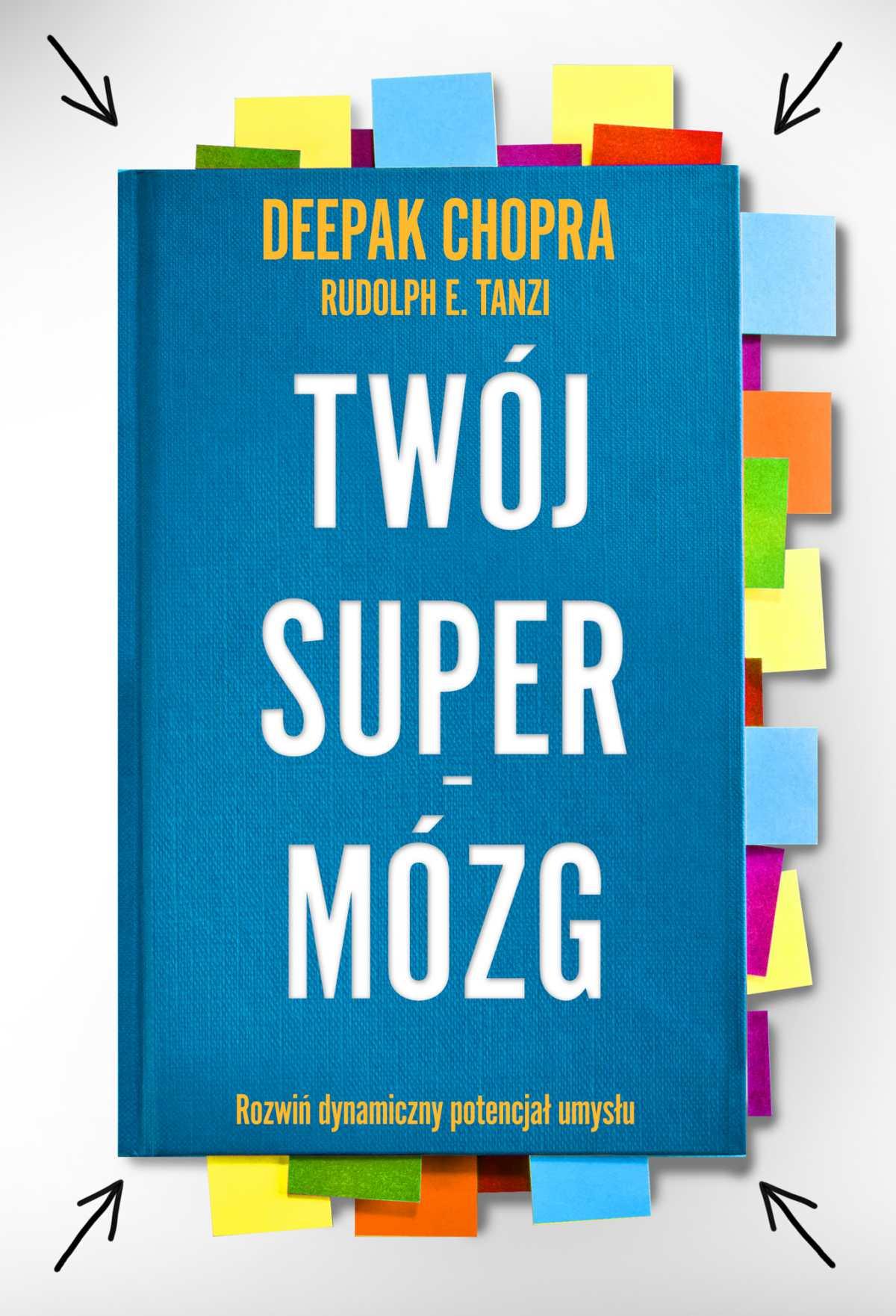 Twój supermózg - Ebook (Książka na Kindle) do pobrania w formacie MOBI