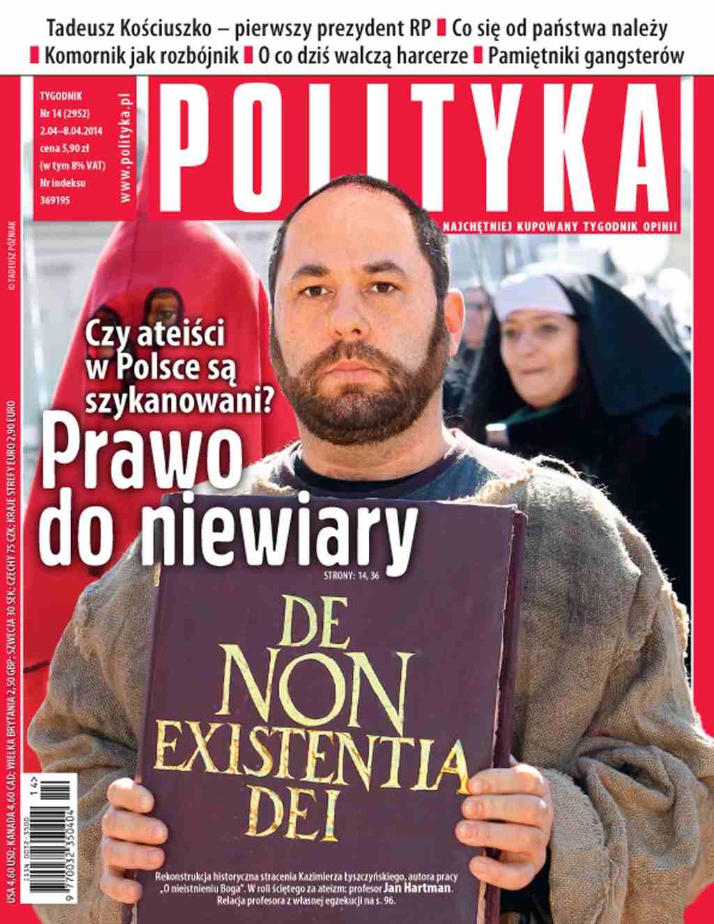 Polityka nr 14/2014 - Ebook (Książka PDF) do pobrania w formacie PDF