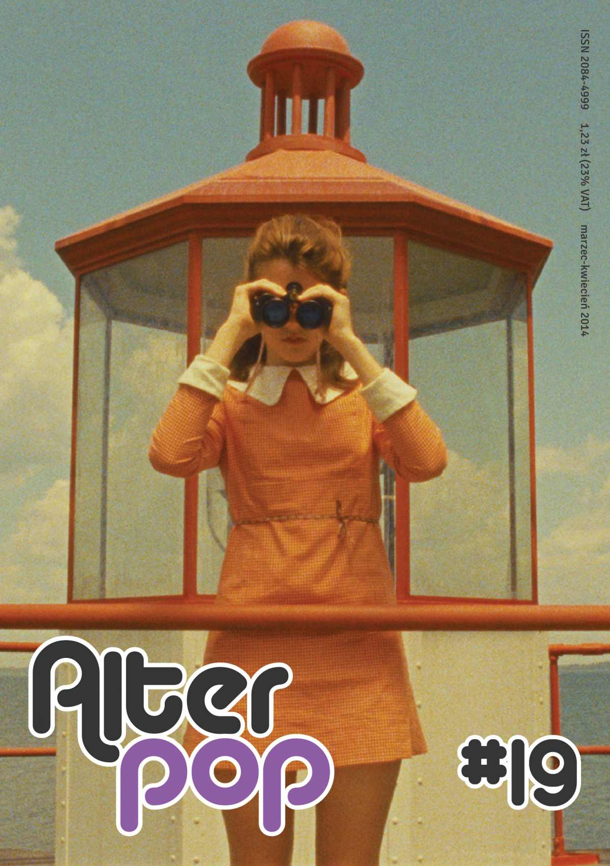 Alterpop - numer 19 - marzec-kwiecień 2014 - Ebook (Książka PDF) do pobrania w formacie PDF