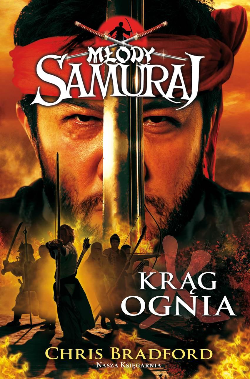Młody samuraj 6. Krąg ognia - Ebook (Książka na Kindle) do pobrania w formacie MOBI