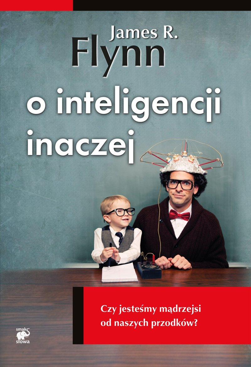 O inteligencji inaczej - Ebook (Książka na Kindle) do pobrania w formacie MOBI