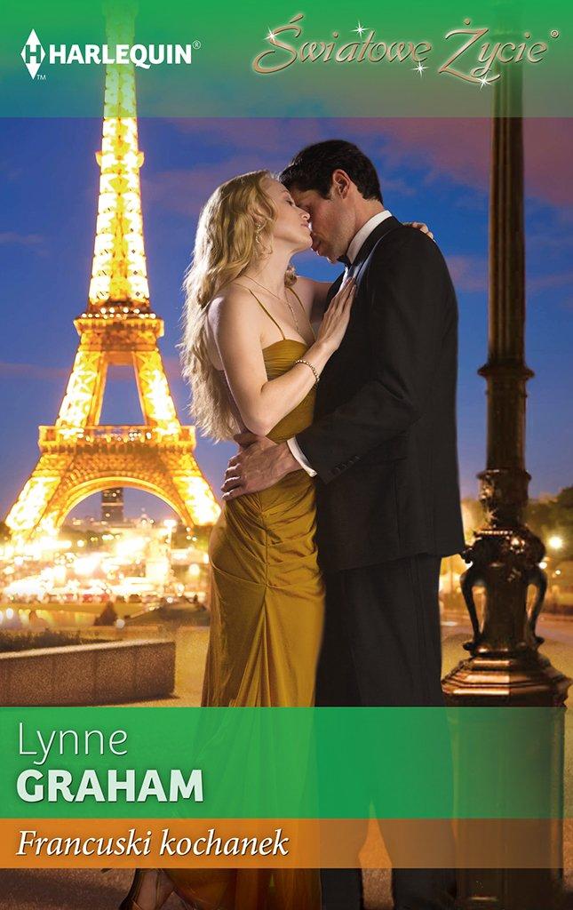 Francuski kochanek - Ebook (Książka na Kindle) do pobrania w formacie MOBI