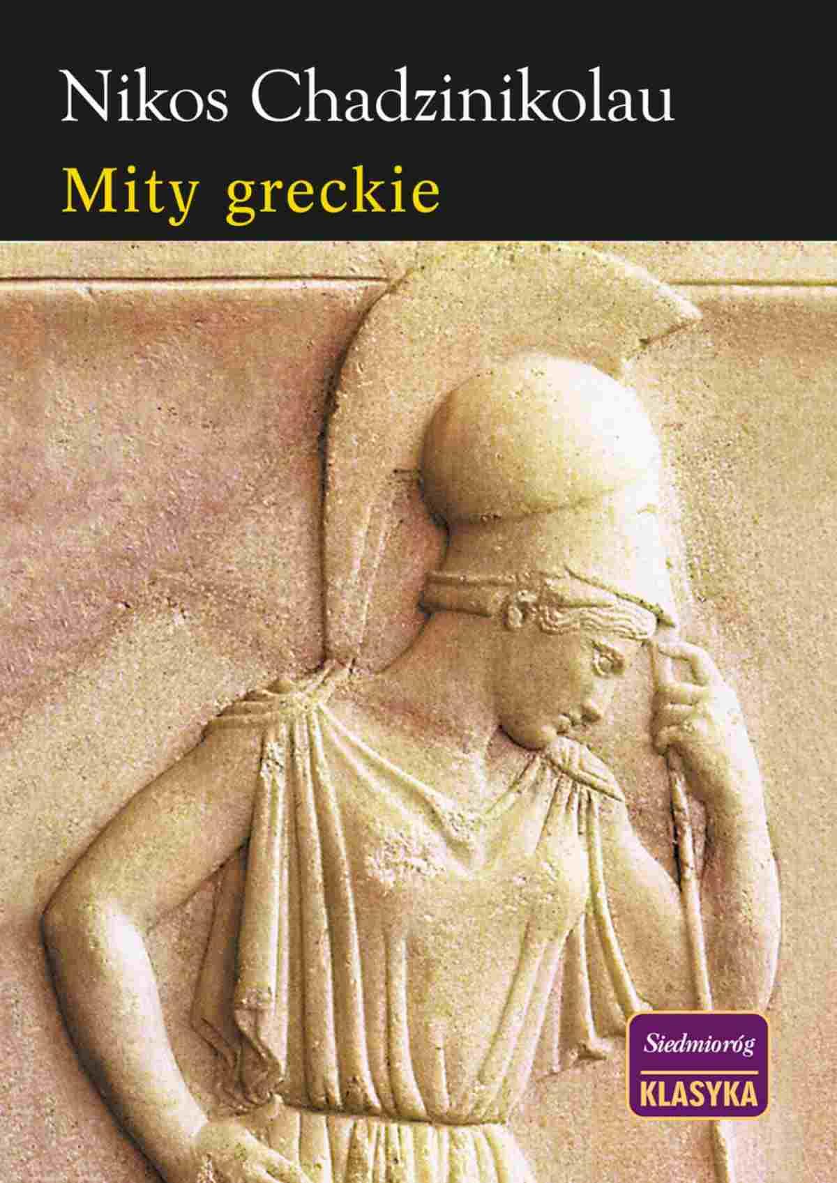 Mity greckie - Ebook (Książka EPUB) do pobrania w formacie EPUB