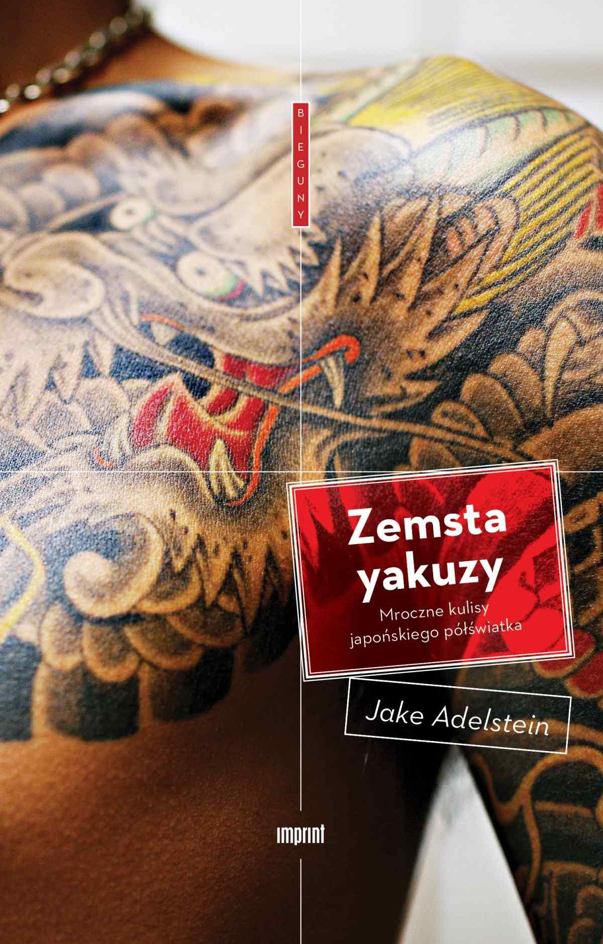 Zemsta yakuzy. Mroczne kulisy japońskiego półświatka - Ebook (Książka EPUB) do pobrania w formacie EPUB