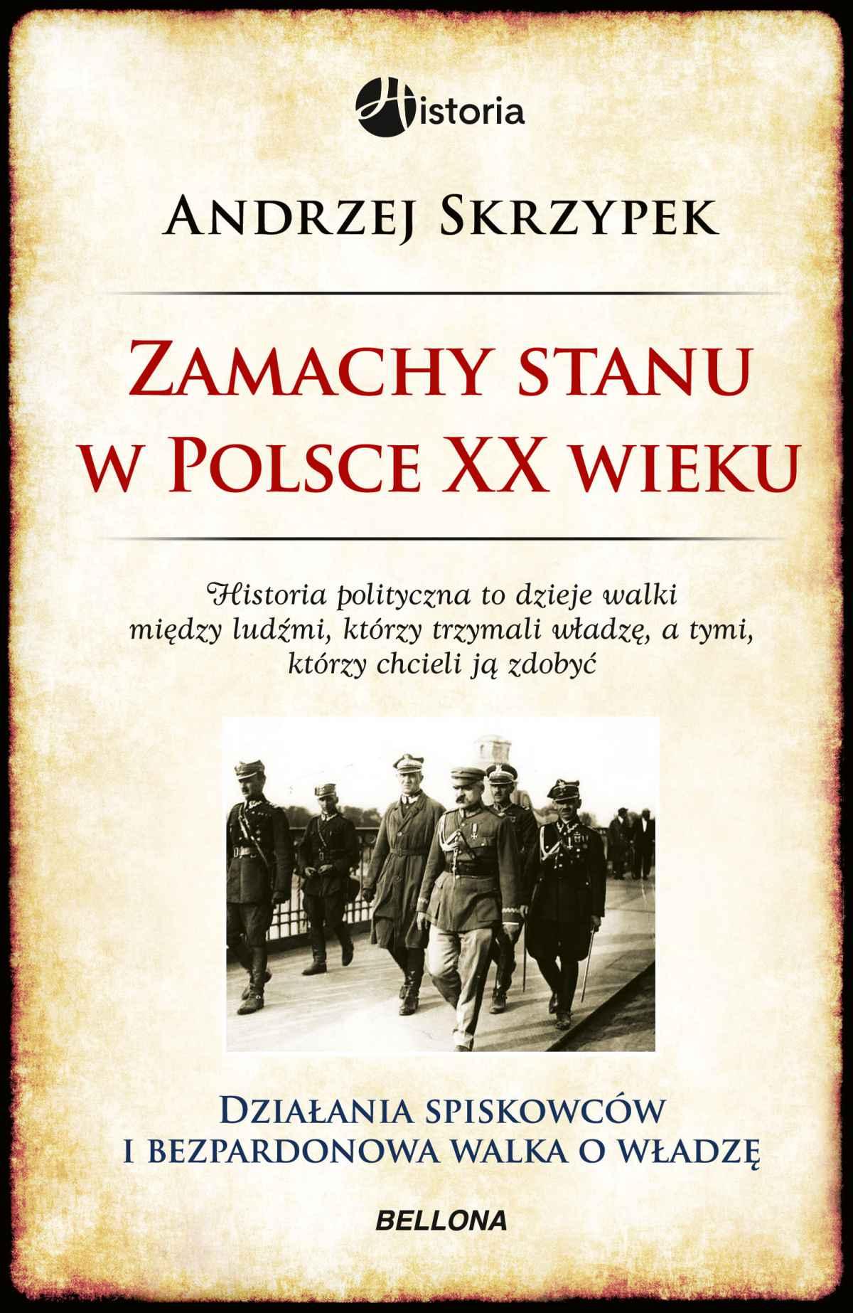 Zamachy stanu w Polsce w XX wieku - Ebook (Książka EPUB) do pobrania w formacie EPUB