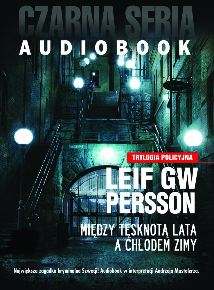Między tęsknotą lata a chłodem zimy - Audiobook (Książka audio MP3) do pobrania w całości w archiwum ZIP