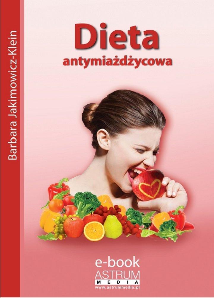 Dieta antymiażdżycowa - Ebook (Książka PDF) do pobrania w formacie PDF