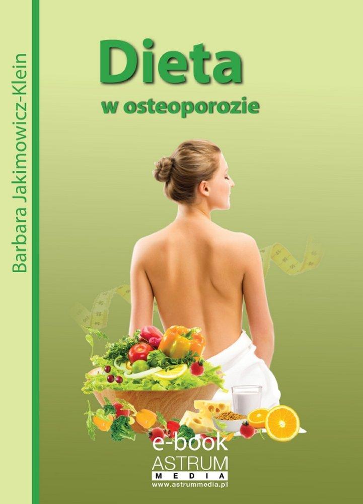 Dieta w osteoporozie - Ebook (Książka PDF) do pobrania w formacie PDF