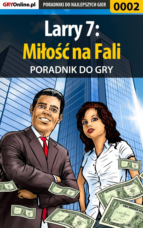 Larry 7: Miłość na Fali - poradnik do gry - Ebook (Książka EPUB) do pobrania w formacie EPUB