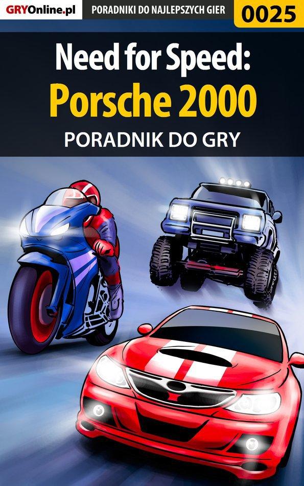 Need for Speed: Porsche 2000 - poradnik do gry - Ebook (Książka EPUB) do pobrania w formacie EPUB