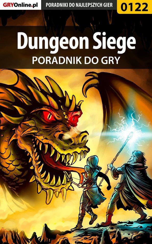 Dungeon Siege - poradnik do gry - Ebook (Książka EPUB) do pobrania w formacie EPUB