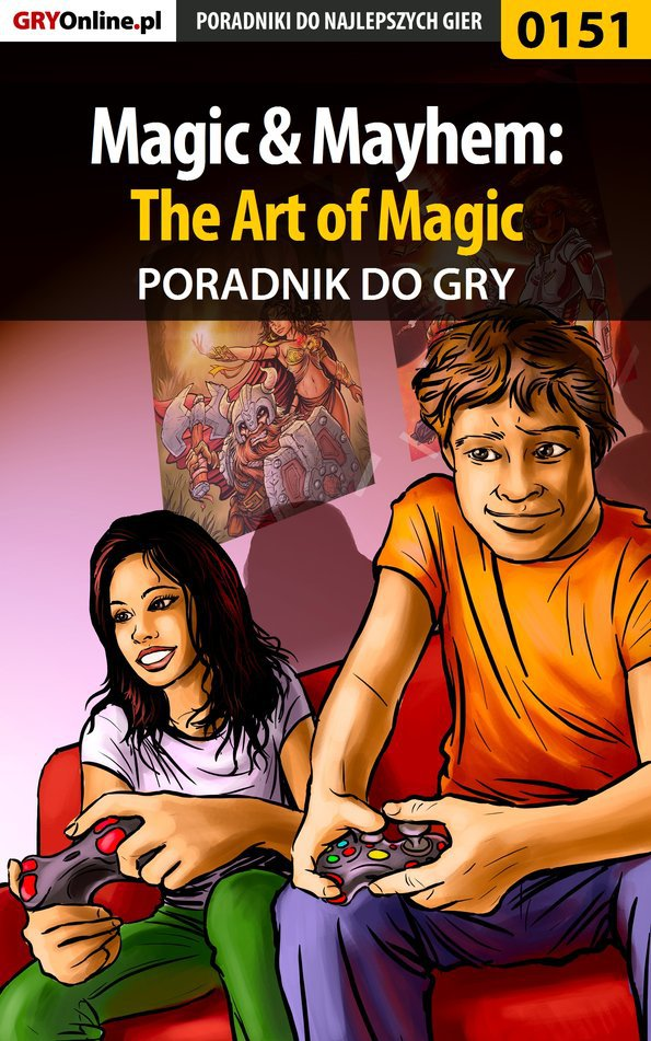 Magic  Mayhem: The Art of Magic - poradnik do gry - Ebook (Książka EPUB) do pobrania w formacie EPUB