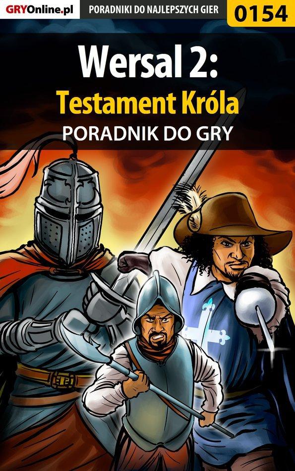 Wersal 2: Testament Króla - poradnik do gry - Ebook (Książka EPUB) do pobrania w formacie EPUB