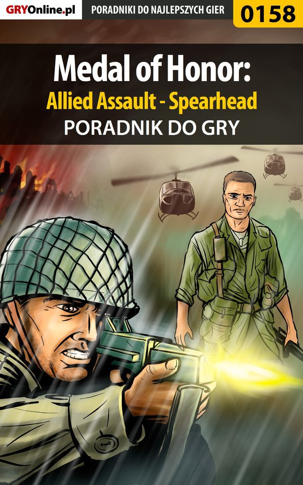 Medal of Honor: Allied Assault - Spearhead - poradnik do gry - Ebook (Książka EPUB) do pobrania w formacie EPUB