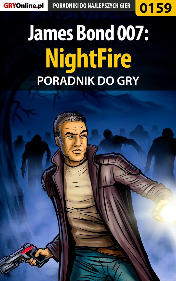 James Bond 007: NightFire - poradnik do gry - Ebook (Książka EPUB) do pobrania w formacie EPUB