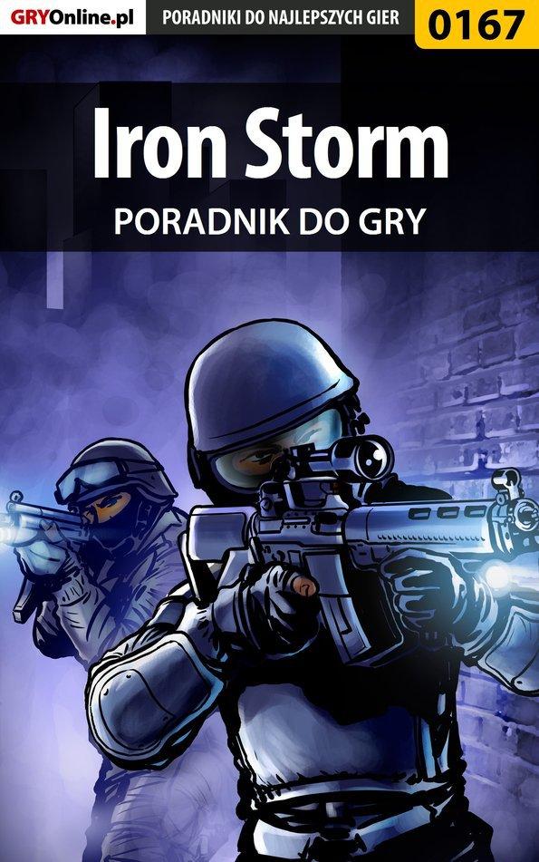 Iron Storm - poradnik do gry - Ebook (Książka EPUB) do pobrania w formacie EPUB