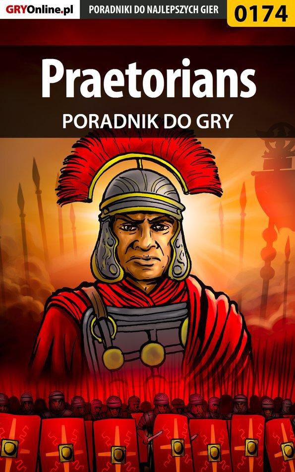 Praetorians - poradnik do gry - Ebook (Książka EPUB) do pobrania w formacie EPUB