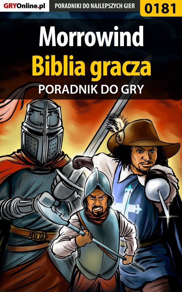 Morrowind - biblia gracza - poradnik do gry - Ebook (Książka EPUB) do pobrania w formacie EPUB