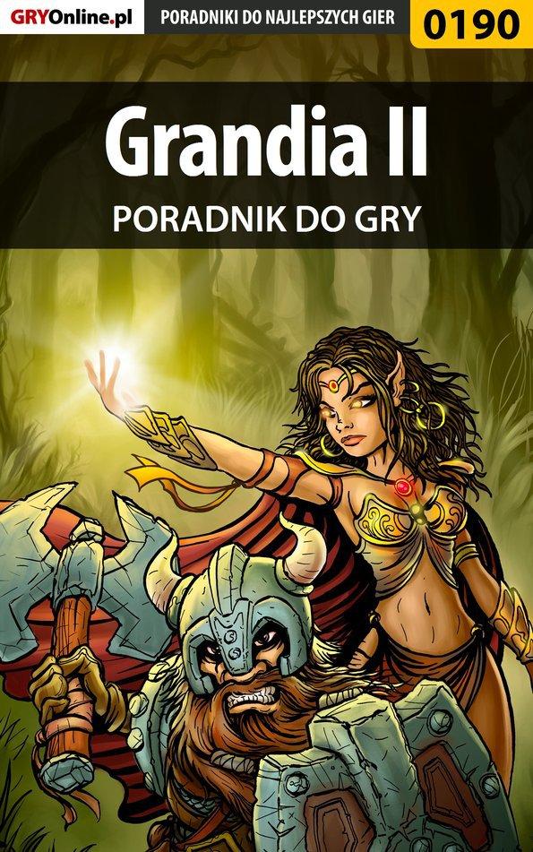 Grandia II - poradnik do gry - Ebook (Książka EPUB) do pobrania w formacie EPUB