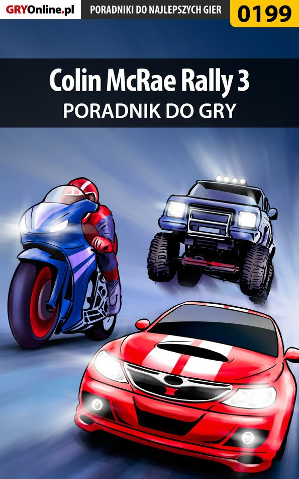 Colin McRae Rally 3 - poradnik do gry - Ebook (Książka EPUB) do pobrania w formacie EPUB
