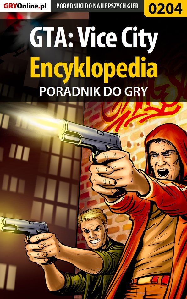GTA: Vice City - encyklopedia - poradnik do gry - Ebook (Książka EPUB) do pobrania w formacie EPUB