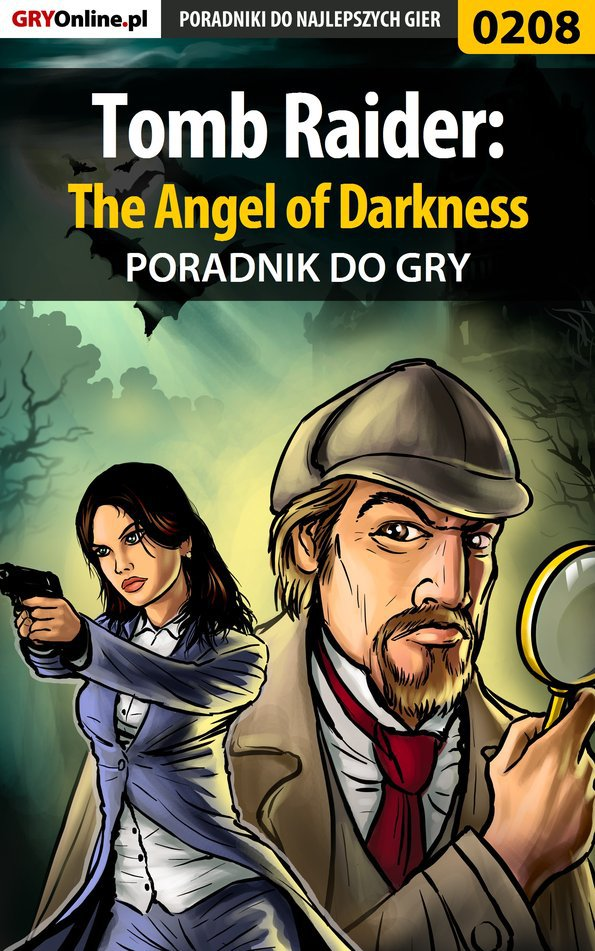 Tomb Raider: The Angel of Darkness - poradnik do gry - Ebook (Książka EPUB) do pobrania w formacie EPUB