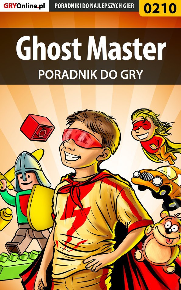Ghost Master - poradnik do gry - Ebook (Książka EPUB) do pobrania w formacie EPUB