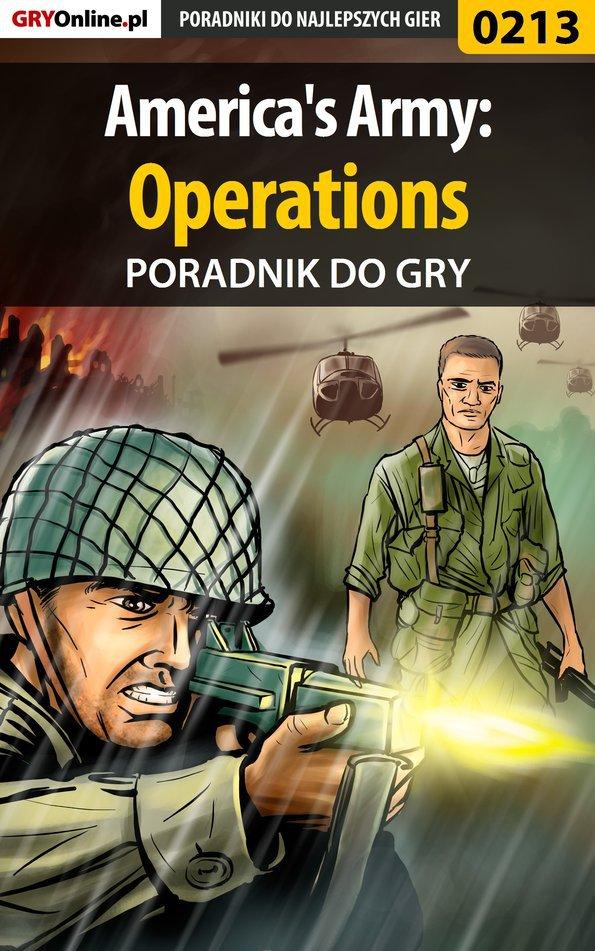 America's Army: Operations - poradnik do gry - Ebook (Książka EPUB) do pobrania w formacie EPUB