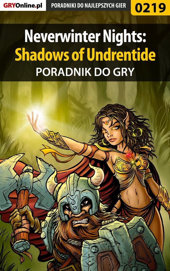 Neverwinter Nights: Shadows of Undrentide - poradnik do gry - Ebook (Książka EPUB) do pobrania w formacie EPUB