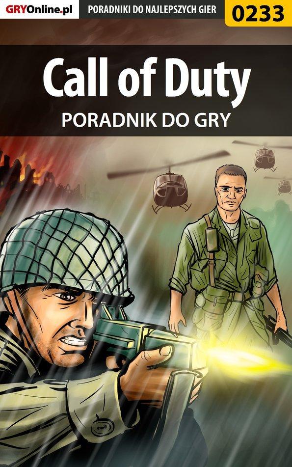 Call of Duty - poradnik do gry - Ebook (Książka EPUB) do pobrania w formacie EPUB