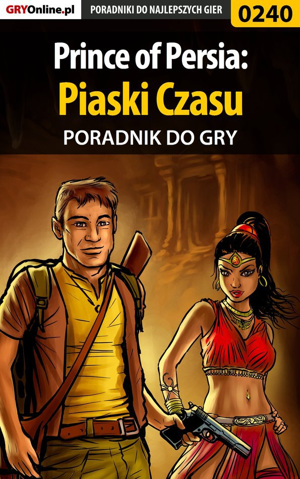 Prince of Persia: Piaski Czasu - poradnik do gry - Ebook (Książka EPUB) do pobrania w formacie EPUB