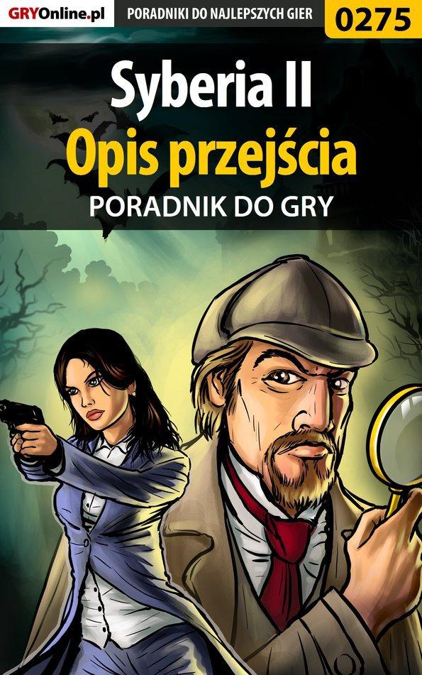 Syberia II - opis przejścia - poradnik do gry - Ebook (Książka EPUB) do pobrania w formacie EPUB