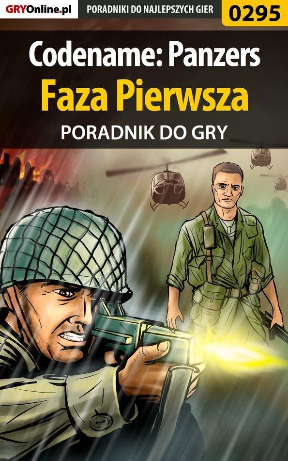Codename: Panzers - Faza Pierwsza - poradnik do gry - Ebook (Książka EPUB) do pobrania w formacie EPUB