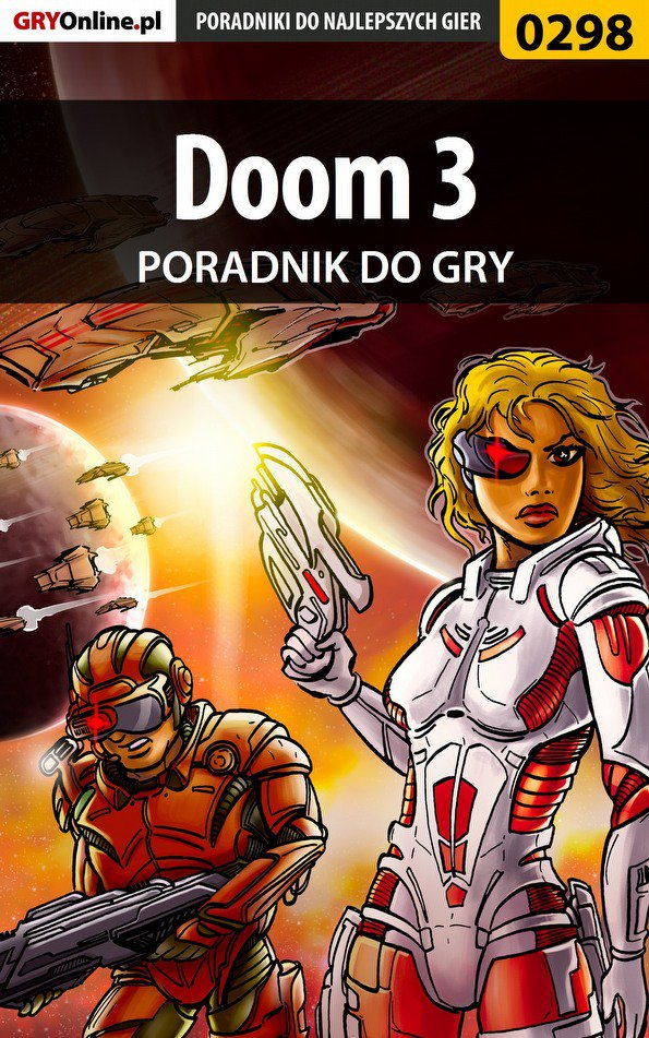 Doom III - poradnik do gry - Ebook (Książka EPUB) do pobrania w formacie EPUB