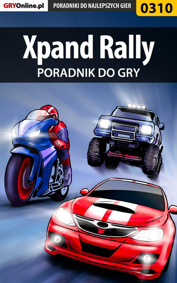 Xpand Rally - poradnik do gry - Ebook (Książka EPUB) do pobrania w formacie EPUB