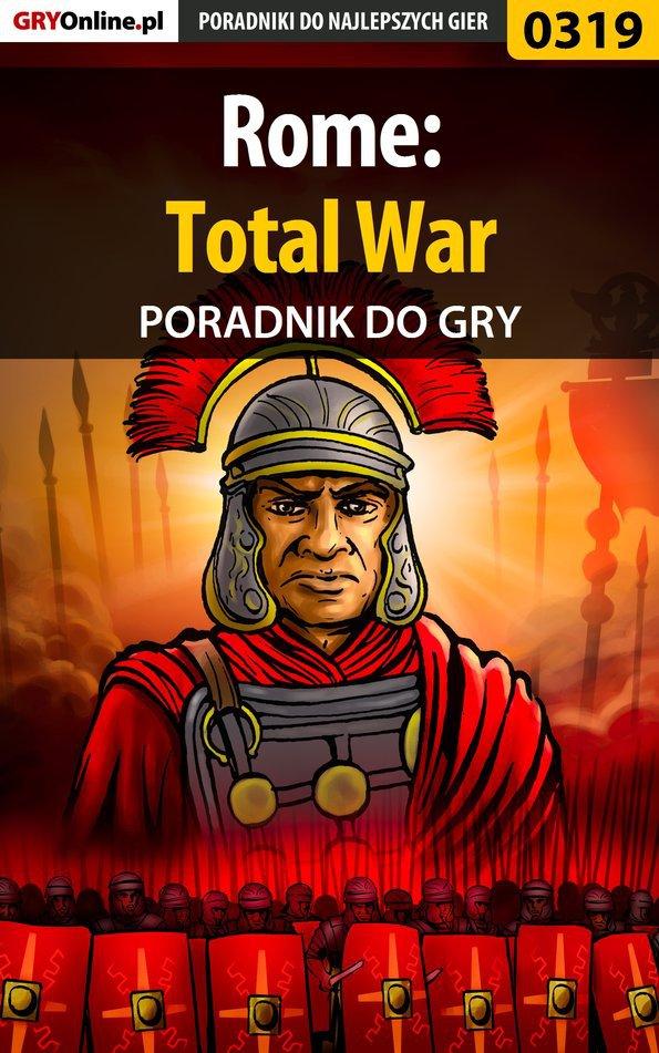 Rome: Total War - poradnik do gry - Ebook (Książka EPUB) do pobrania w formacie EPUB