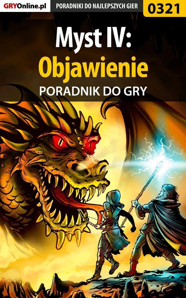 Myst IV: Objawienie - poradnik do gry - Ebook (Książka EPUB) do pobrania w formacie EPUB
