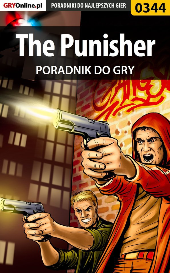 The Punisher - poradnik do gry - Ebook (Książka EPUB) do pobrania w formacie EPUB