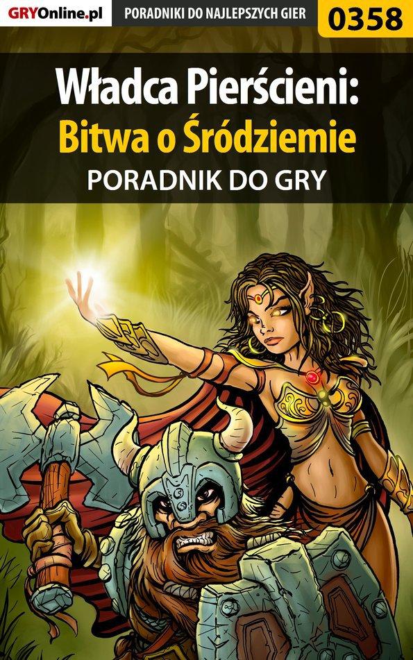 Władca Pierścieni: Bitwa o Śródziemie - poradnik do gry - Ebook (Książka EPUB) do pobrania w formacie EPUB