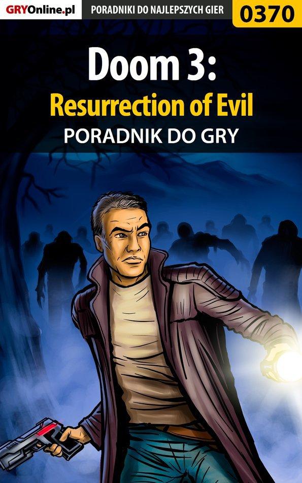 Doom 3: Resurrection of Evil - poradnik do gry - Ebook (Książka EPUB) do pobrania w formacie EPUB