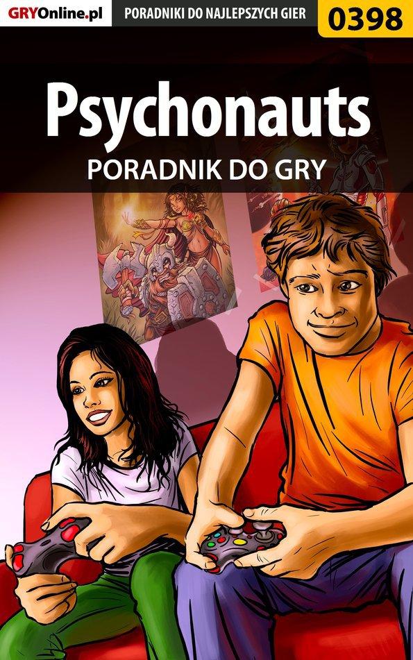 Psychonauts - poradnik do gry - Ebook (Książka EPUB) do pobrania w formacie EPUB