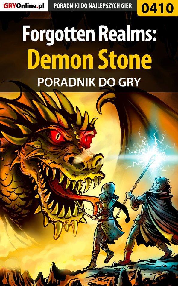 Forgotten Realms: Demon Stone - poradnik do gry - Ebook (Książka EPUB) do pobrania w formacie EPUB